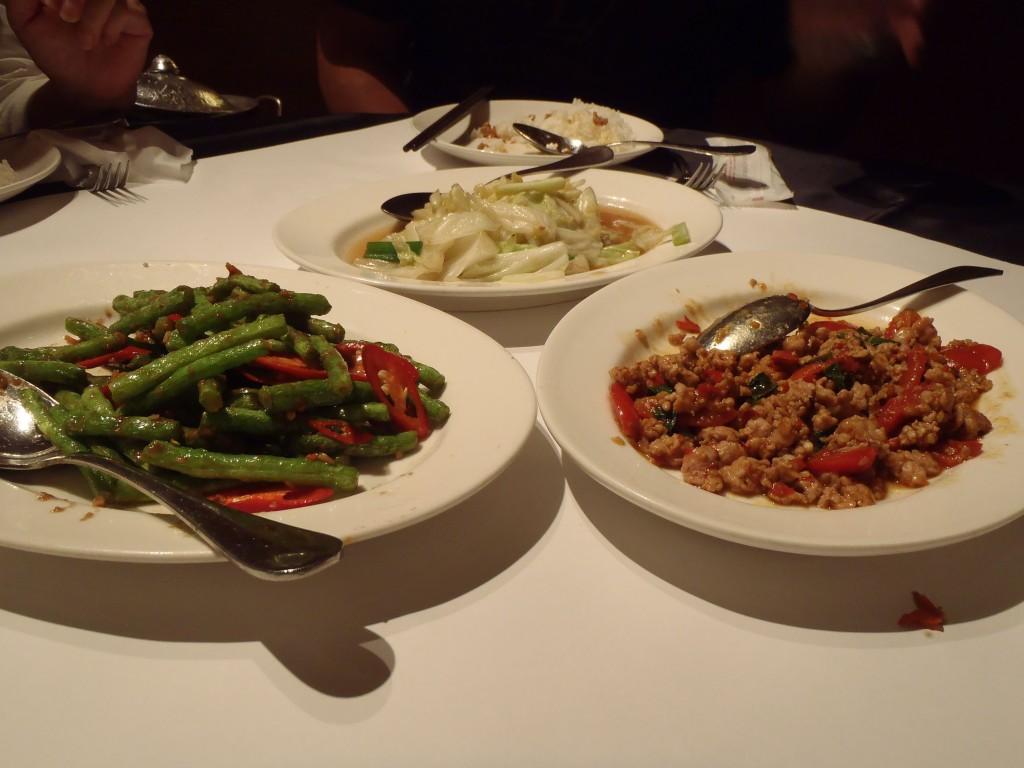 瓦城-三菜
